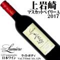 ルミエール 上岩崎 マスカットベイリーA 2017 750ml [日本ワイン]