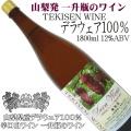 山梨醗酵工業 TEKISEN WINE デラウェア(辛口) 一升瓶詰(1800ml)