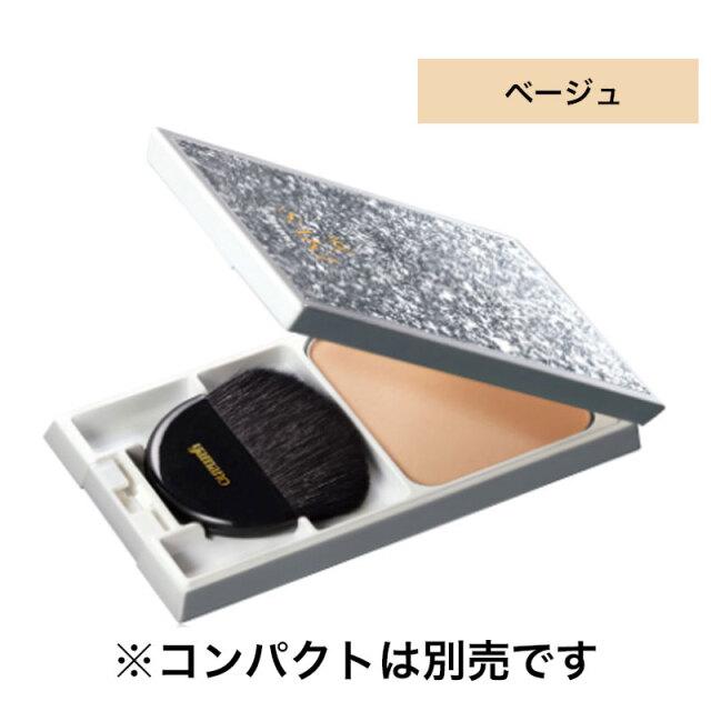 KOHAKU CENTURY 咲 SAKI コハクナノ スキントリートメント メイクアップパウダー レフィル(ブラシ付き) ベージュ
