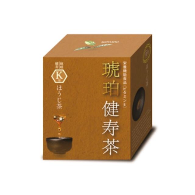 琥珀健寿茶K型 ほうじ茶ブレンド