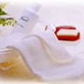 ピアベルピア ボディータオル絹・綿
