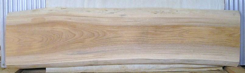【木製看板・一枚板】 大型無垢一枚板 KB-251 ケヤキ 大型看板に最適