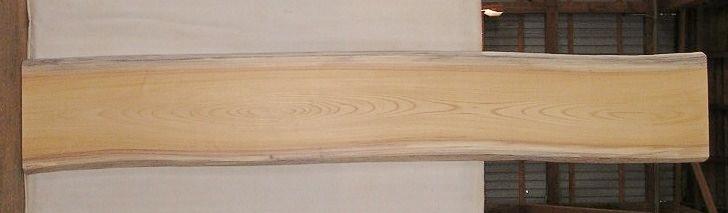 【送料・手数料無料!】 特大型無垢一枚板 KA-303 ケヤキ 特大看板・ベンチに最適