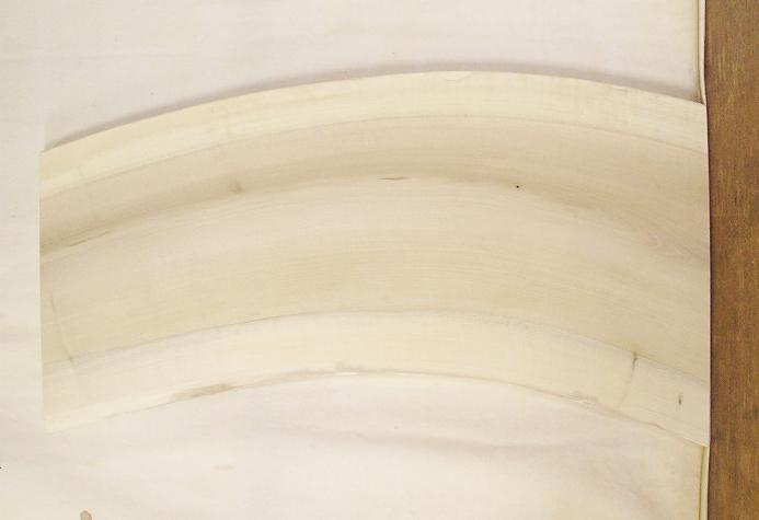 【送料・手数料無料!】 山成林業 中型無垢一枚板 HC-504 ホオ 中型看板に最適