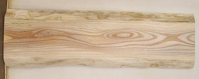 【送料・手数料無料】 山成林業 小型無垢一枚板 KD-541 ケヤキ 小型看板に最適