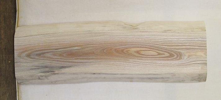 【送料・手数料無料】 山成林業 小型無垢一枚板 KD-546 キ 小型看板に最適