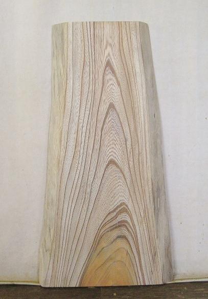 【送料・手数料無料】 山成林業 特小無垢一枚板 KE-548 ケヤキ看板に最適