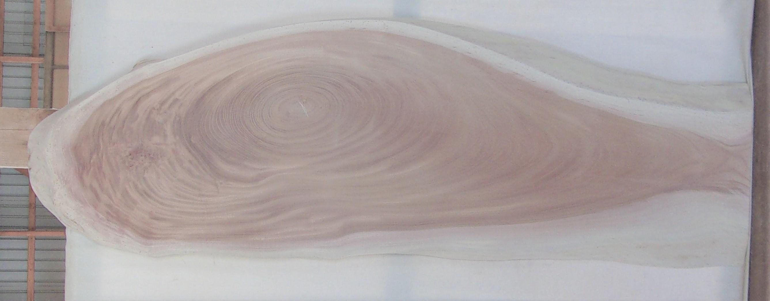 【送料・手数料無料!】 山成林業 大型無垢一枚板 KB-581 ケヤキ 大型看板に最適