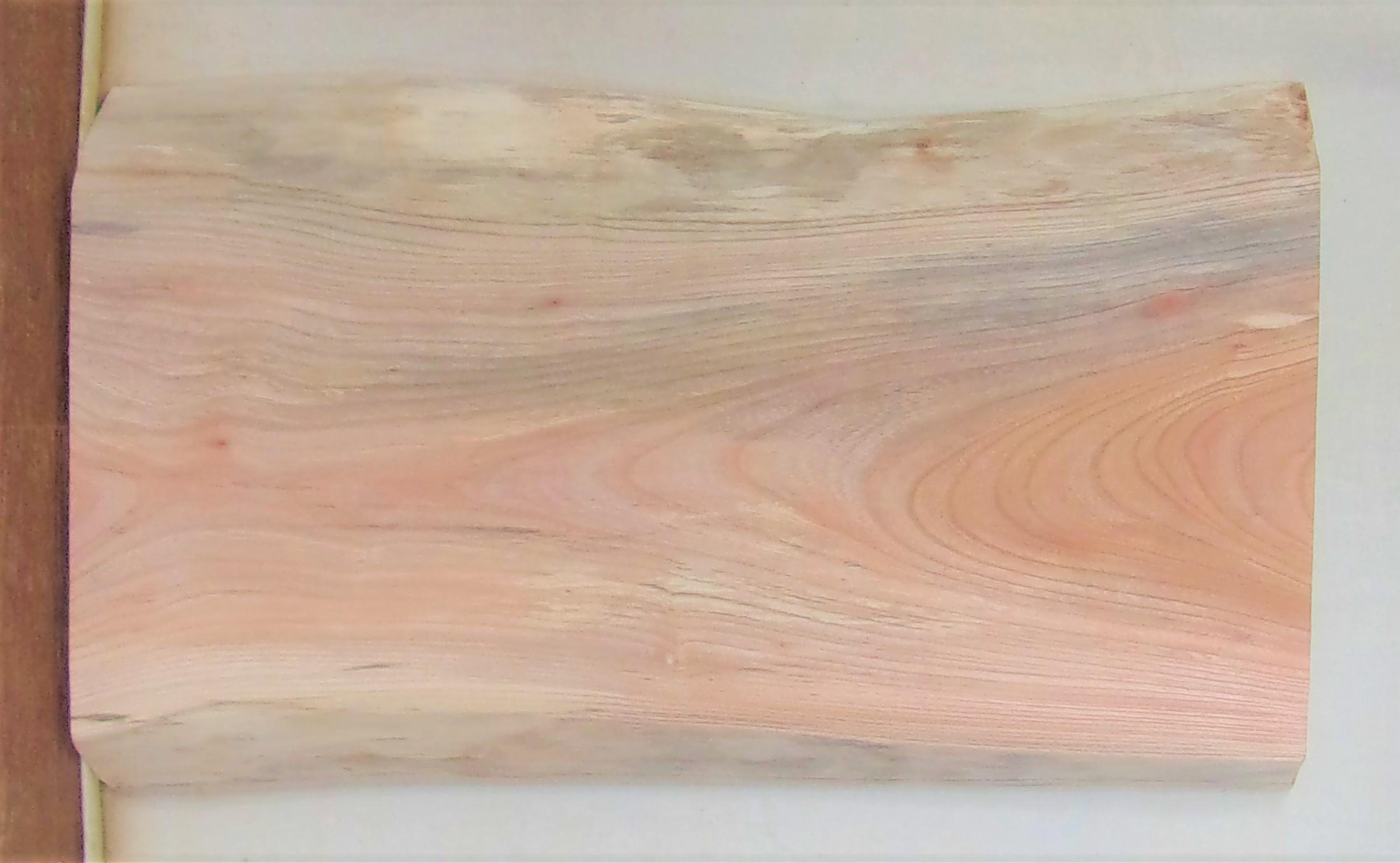 【送料・手数料無料】 山成林業 特小無垢一枚板 KE-600 ケヤキ看板に最適