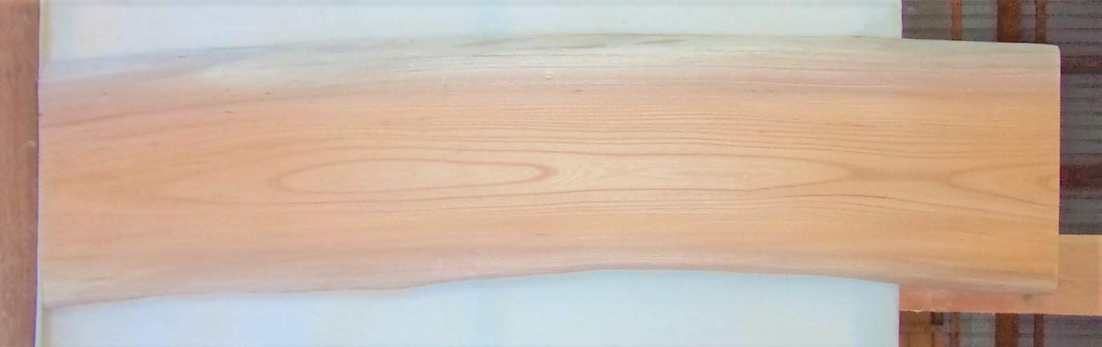 【送料・手数料無料!】 山成林業 大型無垢一枚板 KB-623 ケヤキ 大型看板に最適