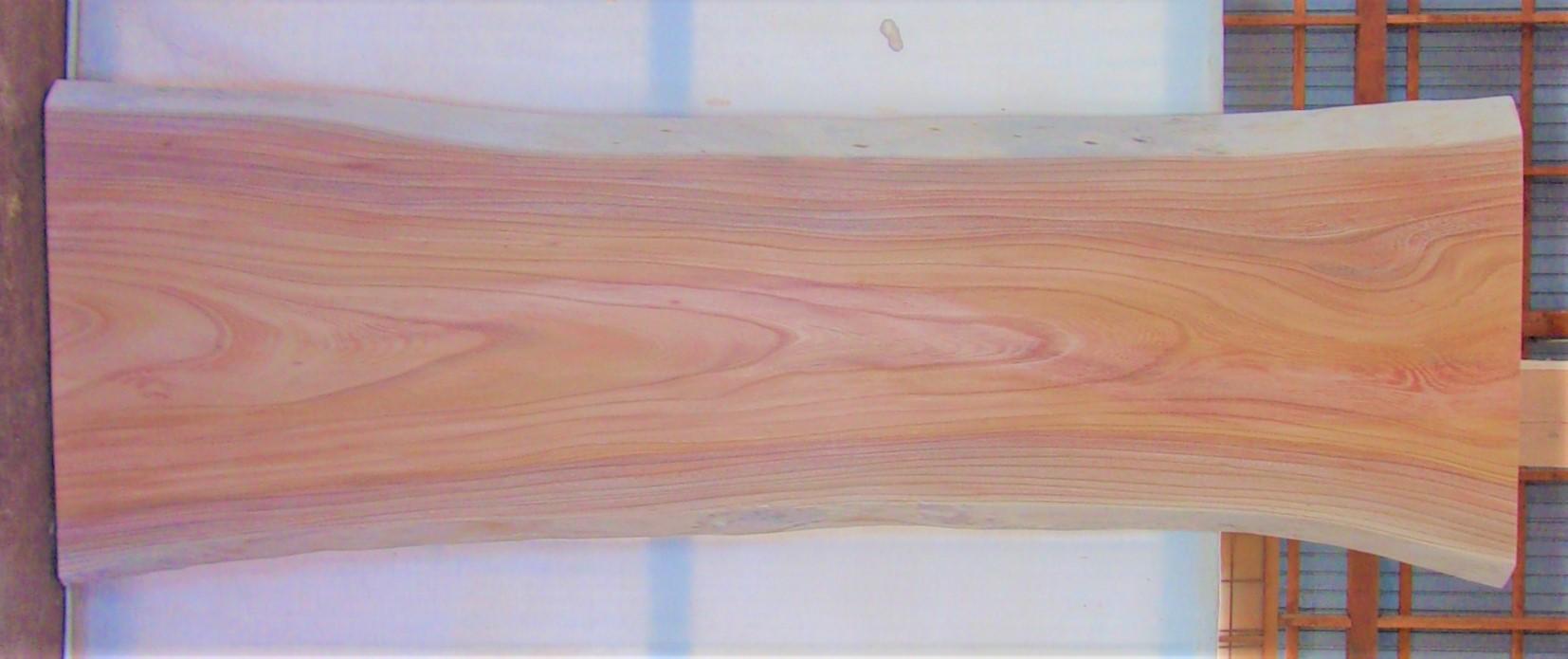 【送料・手数料無料!】 特大型無垢一枚板 KA-628 ケヤキ 特大看板に最適