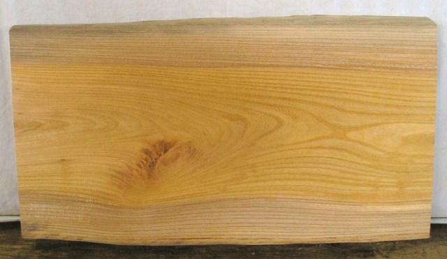 看板 椅子 ベンチに最適 580×320×35mm けやき板 KE-902