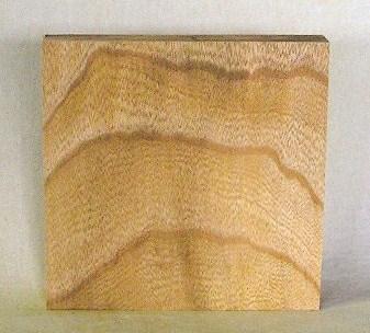 【送料・手数料無料】山成林業 縦型表札一枚板 KE-918 ケヤキ板 表札素材に最適