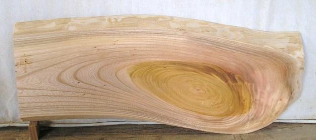 看板 花台に最適 けやき板KE-959 660×250×33mm