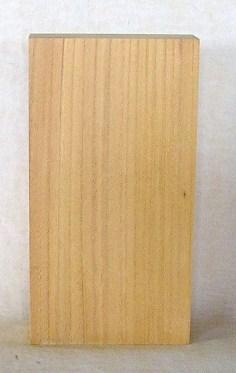 KE-99 表札用素材 230×120×42mm