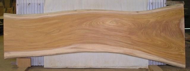 看板 テーブルに最適 KA-112 ケヤキ板 2050×750×40mm