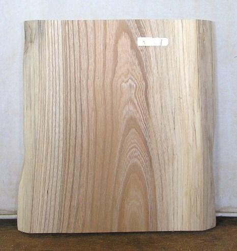 小型看板に最適 KE-91 欅板 400×390×33mm