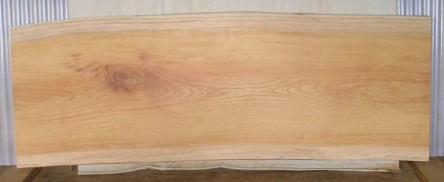 山成林業 大型無垢素材 ケヤキ板 F-450