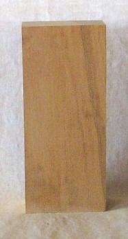 山成林業 縦型表札一枚板 KE-183 ケヤキ板 表札素材に最適
