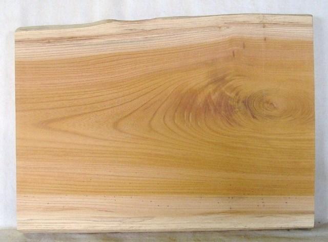 【送料・手数料無料】 山成林業 小型無垢一枚板 KE-204 ケヤキ板