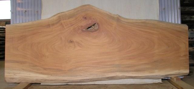 【木の看板 一枚板】 山成林業 特大無垢一枚板 KA-207 ケヤキ