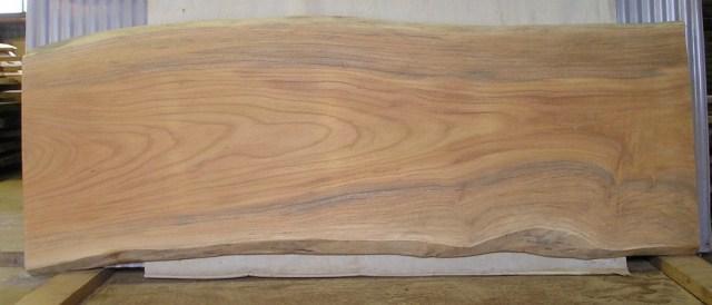 山成林業 大型無垢一枚板 KB-193 ケヤキ板 大型看板・テーブルに最適