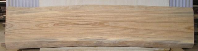 【送料・手数料無料】 大型無垢一枚板 KB-244 ケヤキ 大型看板に最適
