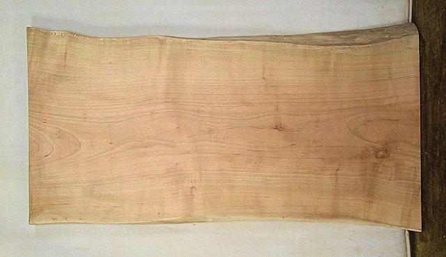 【木製看板・一枚板】 山成林業 訳あり特価一枚板 SD-269 サクラ 小型看板に最適