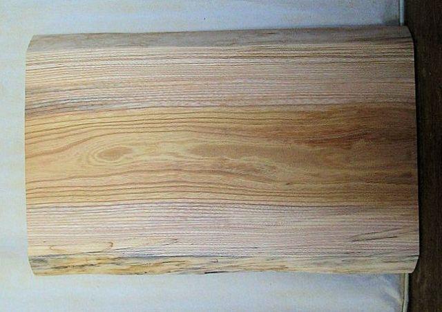 【送料・手数料無料】 山成林業 小型無垢一枚板 KD-280ケヤキ 木の看板に最適