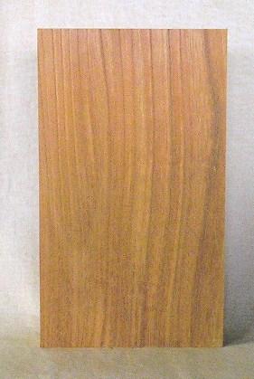 看板、表札素材 KE-290ケヤキ板 290×167×43mm