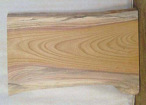 【木の看板 無垢一枚板】 山成林業 訳あり特価一枚板 KD-288ケヤキ 木の看板に最適