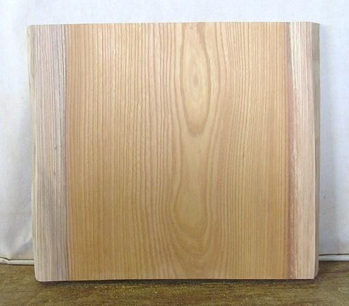 【木の看板 材料】 山成林業 特小無垢一枚板 KE-289 ケヤキ板