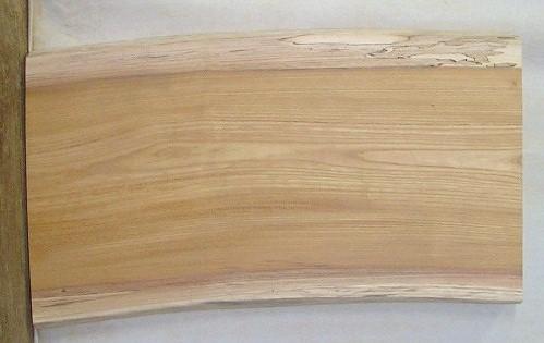 【送料・手数料無料】 山成林業 小型無垢一枚板 KD-302 ケヤキ 木の看板に最適