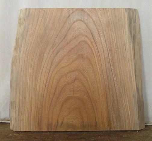 【送料・手数料無料】 山成林業 特小無垢一枚板 KE-308 ケヤキ板 小型看板に最適