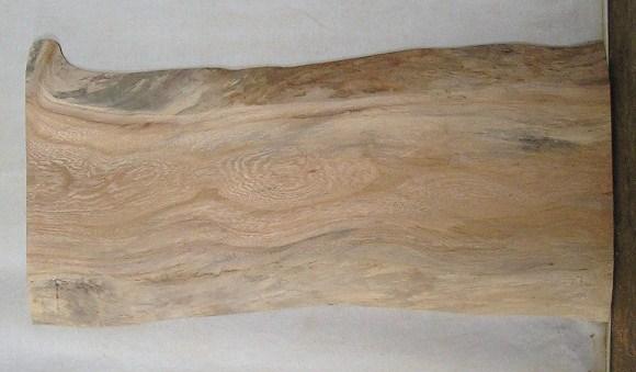 【手数料無料】 山成林業 特小無垢一枚板 KE-328 ケヤキ板 小型看板に最適