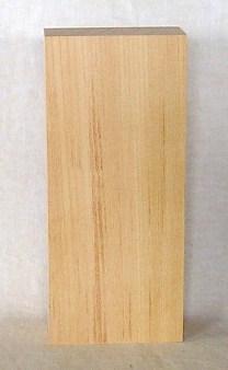 【送料・手数料無料】山成林業 縦型表札一枚板 KE-315 ケヤキ板 表札素材に最適