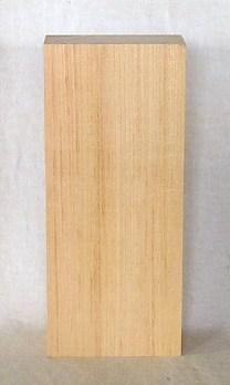 【送料・手数料無料】山成林業 縦型表札一枚板 KE-316 ケヤキ板 表札素材に最適