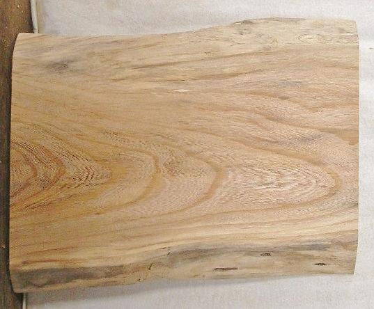【送料・手数料無料】 山成林業 特小無垢一枚板 KE-307 ケヤキ板 小型看板に最適