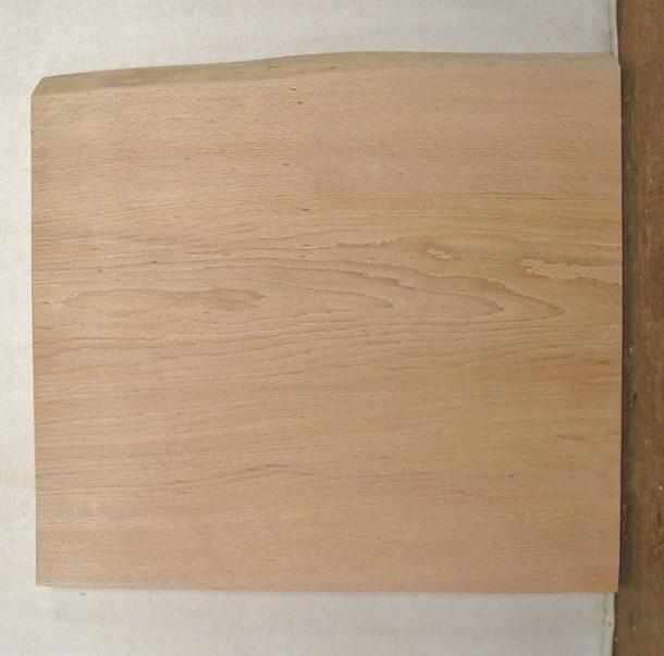 【送料・手数料無料】 山成林業 3辺カット無垢一枚板 BD-363 ブナ 小型看板に最適