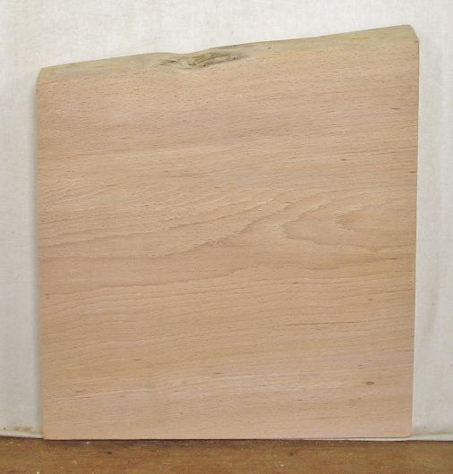 【送料・手数料無料】 山成林業 3辺カット無垢一枚板 BE-365 ブナ 特小型看板に最適