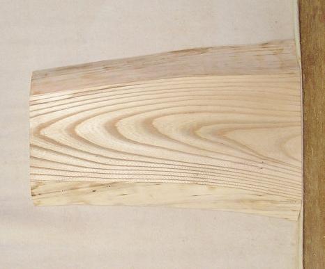 【送料・手数料無料】 山成林業 訳あり特価一枚板 KE-384 ケヤキ看板に最適