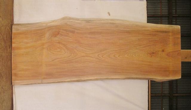 【送料・手数料無料!】 特大型無垢一枚板 KA-403 ケヤキ テーブル・特大看板・に最適