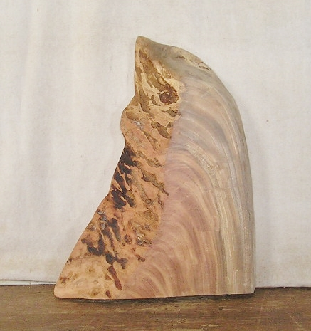 【送料・手数料無料】 山成林業 特小無垢一枚板 KE-409 花台・看板に最適