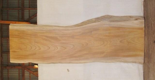 【送料・手数料無料!】 特大型無垢一枚板 KA-413 ケヤキ 特大看板に最適