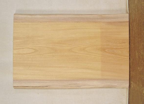 【送料・手数料無料】 山成林業 訳あり特価一枚板 KD-415 ケヤキ 看板に最適
