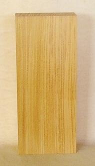 【送料・手数料無料】山成林業 縦型表札一枚板 KE-430 ケヤキ板 表札素材に最適