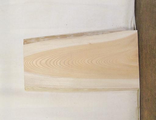 【送料・手数料無料】 山成林業 特小無垢一枚板 KE-455 ケヤキ看板に最適