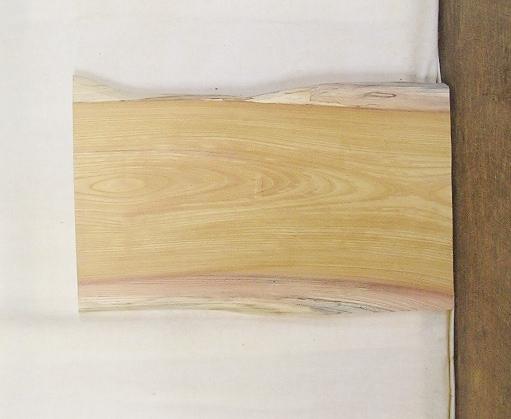 【送料・手数料無料】 山成林業 特小無垢一枚板 KE-454 ケヤキ看板に最適
