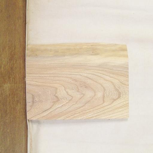 【送料・手数料無料】 山成林業 3辺カット無垢一枚板 KE-456 ケヤキ看板に最適