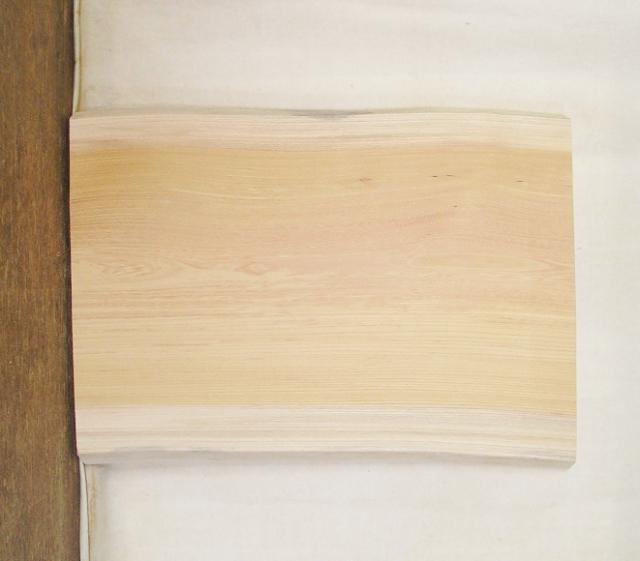 【送料・手数料無料】 小型無垢一枚板 ケヤキ KD-460 小型看板に最適